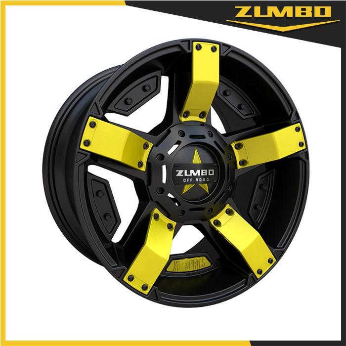 """Zumbo-S0039 경쟁력있는 가격 OEM 높은 품질 뜨거운 판매 단조 합금 휠 림 스포츠 자동차 림 저렴한 가격 휠 17 """"18"""""""