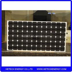china alibaba with good mono 200w solar panel price