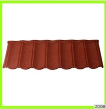 Colorful Stone Coated Roofing Sheet/roofing Materials/Red Roofing Tile