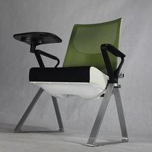 Heavy Duty Big Conference Chair Could Be With Writing Tablet
