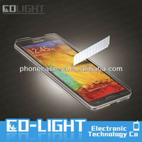 Explosion -proof Glass invisible Shield Tempered Glass Screen Protector for samsung galaxy s3