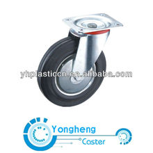 solid rubber wheel 10 inch