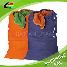Extra Large Nylon Drawstring Polyester Laundry Bag