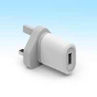 2.1A Dual Port usb wall charger for android table charger & for samsung i9000