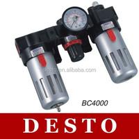 Airtac Type A/B Series FRL Filter + Regulator + Lubricator air combination
