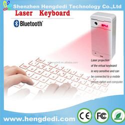 2015 NEW magic cube wireless virtual laser keyboard with Voice Speaker projector keyboard