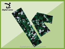 Arm sleeve Custom digital camo arm sleeves with sublimated printing