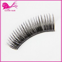 beauty wholesale mink false eyelashes manufacturer indonesia pack black color below eyelashes with factory price