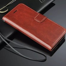 2015 wholesale High-quality hot sell mobile phone PU leather flip cover stand case for iPhone 6