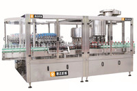 3 in 1 monoblock filling machine, monoblock rinser filler capper