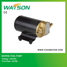 Liquid Diesel Mini Gear Pumps 12V Oil Transfer Pump