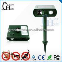 Solar Pest Repeller Cat Control GH-191A