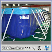 2015 new design good quality contemporary swimming pools 8.62m*7.46m*1.32m