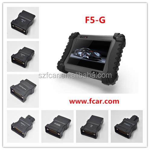 Fcar F5 G ferramenta de verificação, Original auto ferramentas de diagnóstico, Gasolina carros pequenos, Transmissão, <span class=keywords><strong>Diesel</strong></span> OBD