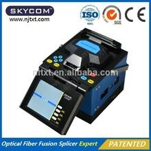 Skycom t-107ftth de fibra óptica fusionadora