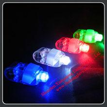 Fashionable party item led flashing finger light