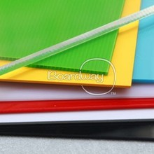 Good quality strong surface Hardness acrylic sheet for basketball backboard