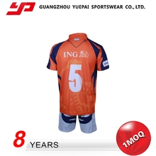 Custom oem cheap replica team grade sublimation wholesale soccer jersey 2014