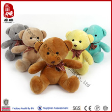 Sedex BSCI factory OEM promotion toy stuffed teddy bear plush toy
