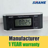 5340# 360degree 0.05degree digital angle gauge protractor manufacturer