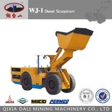 underground diesel mining lhd