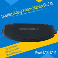 High Performance Brake Pad For TAXI