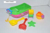 Customized unique jlx floating beach girl toys
