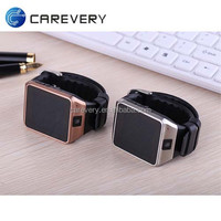 Android smart watch factory watch mobile phone, latest wrist watch mobile phone cheap
