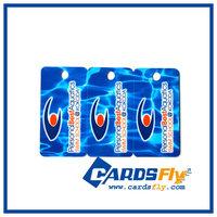 Promotional Cheap Plastic PVC Key Chain, Plastic Key Tag, Wholesale Keyring