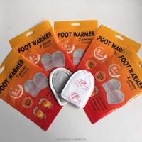 Body Warmer Stick Lasting Heat Patch Hand Leg Foot/ Dysmenorrhea Warm Paste Pads