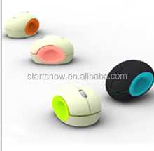Unique Graceful Technology Super ABS+PC mini ball Portable stylish Chargmng Wireless Mouse