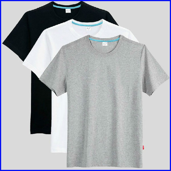 Quality hemp t shirts wholesale slim fit blank t shirt Bulk quality t shirts