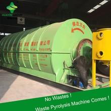 norma europea rifiuti macchina di pirolisi di pneumatici a diesel venduto a 34 paesi