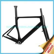 Hot-selling!! Yishunbike 700C road light frame bike frame carbon bicycle frames from china FM075