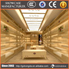 show window of store of footwear wall display furniture wholesale glass display cases