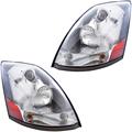 Volvo VNL truck body parts, Volvo VNL 2004 - faro auto lamps, 82329127L / 82329123R