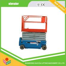 Mobile hydraulic Scissor elevator/ lift table / lifter / platform