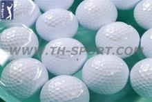 Best quality hot sell 2 piece titanium golf ball