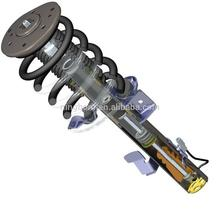 OE 33 52 1 094 052 piston rod shock absorbers gas filled front damper tube shock absorber for BMW 5 Touring (E39)