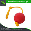 rubber pet toy ball for dog