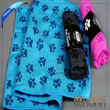 SUPER ABSORBENT MICROFIBER PET TOWEL/CLOTH