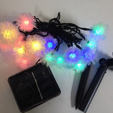 Solar battery Powered 20 LED christmas fairy light,Ambiance Lighting, Great for Patio, Pathway, Garden, Indoor,outdoor