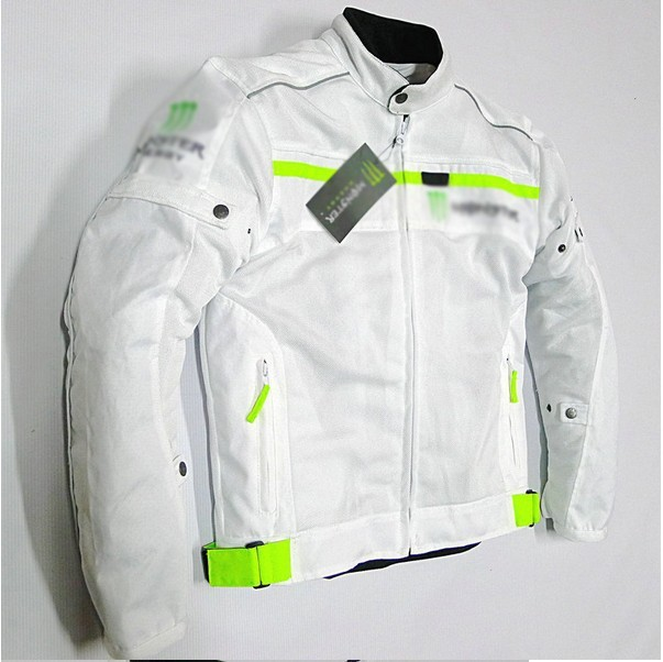 Мужская мотокуртка 2color motorcycle jacket