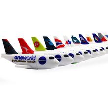 Wholesale airplane usb adapter with custom logo ,low price plane usb flash drive