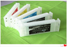 New Hot Selling For EPSON Sure Color T3080 T5080 T7080 Refill Ink Cartridge With permanent chip