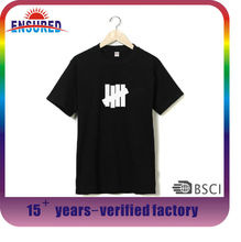 wholesale tee shirt printing company logo t-shirt is fob price