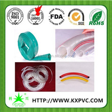 New product hot sell non-toxic food grade pvc reinforced hose