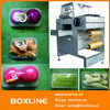 Automatic Fruit Vegetable PE Cling film wrapping machine