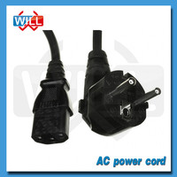 High quality 250V Euro Denmark slow cooker power cord with VDE