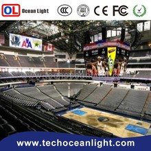 Excellent quality HD electronic basketball scoreboard P10 outdoor led sign board